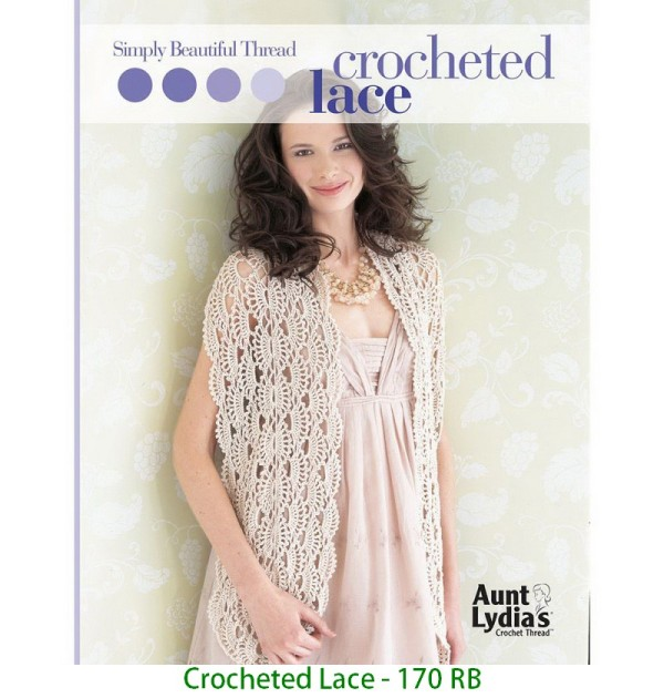 Crocheted Lace - 170 RB
