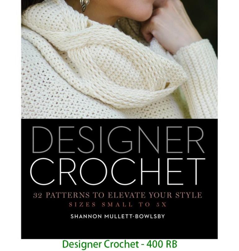 Designer Crochet - 400 RB