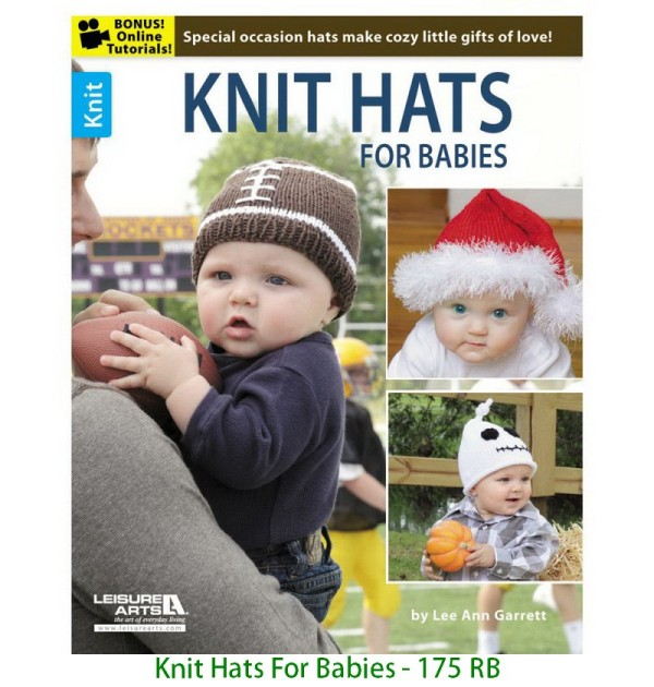 Knit Hats For Babies - 175 RB