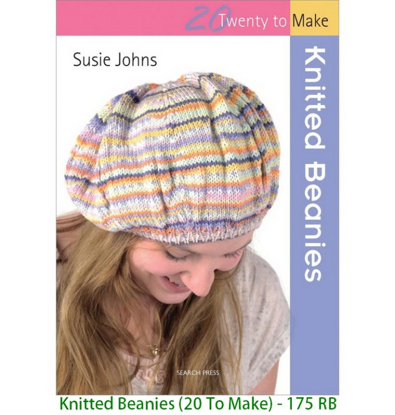 Knitted Beanies (20 To Make) - 175 RB