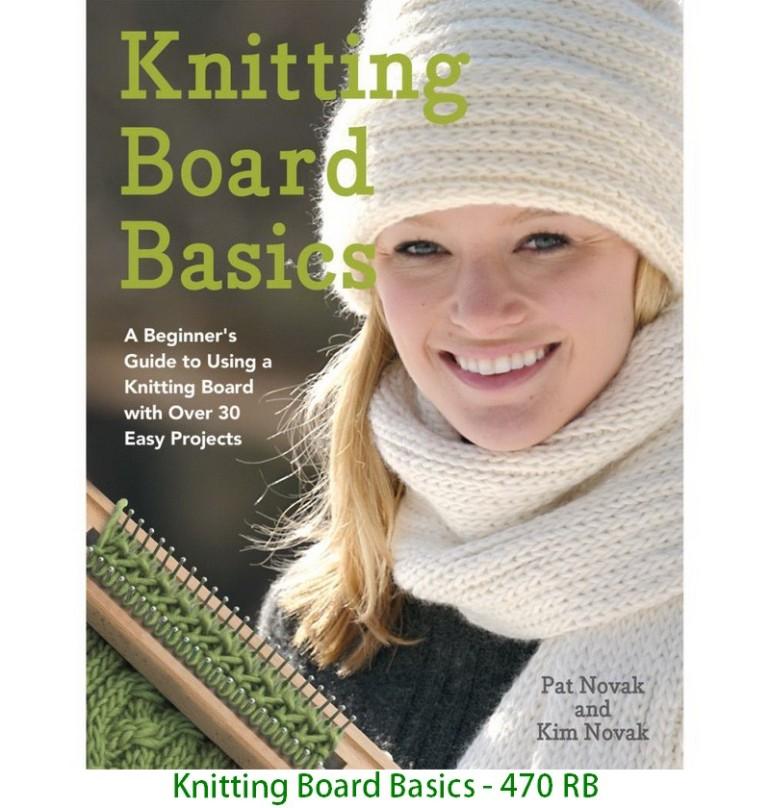 Knitting Board Basics - 470 RB