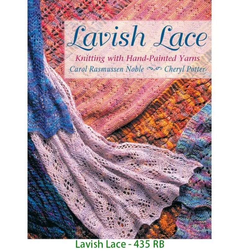Lavish Lace - 435 RB