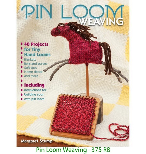 Pin Loom Weaving - 375 RB