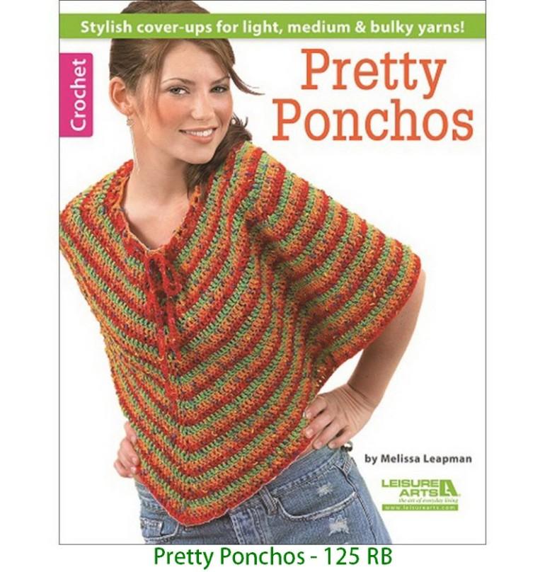 Pretty Ponchos - 125 RB