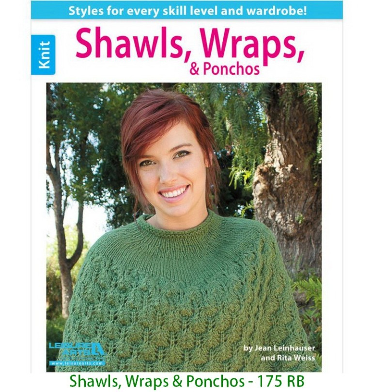 Shawls, Wraps & Ponchos - 175 RB