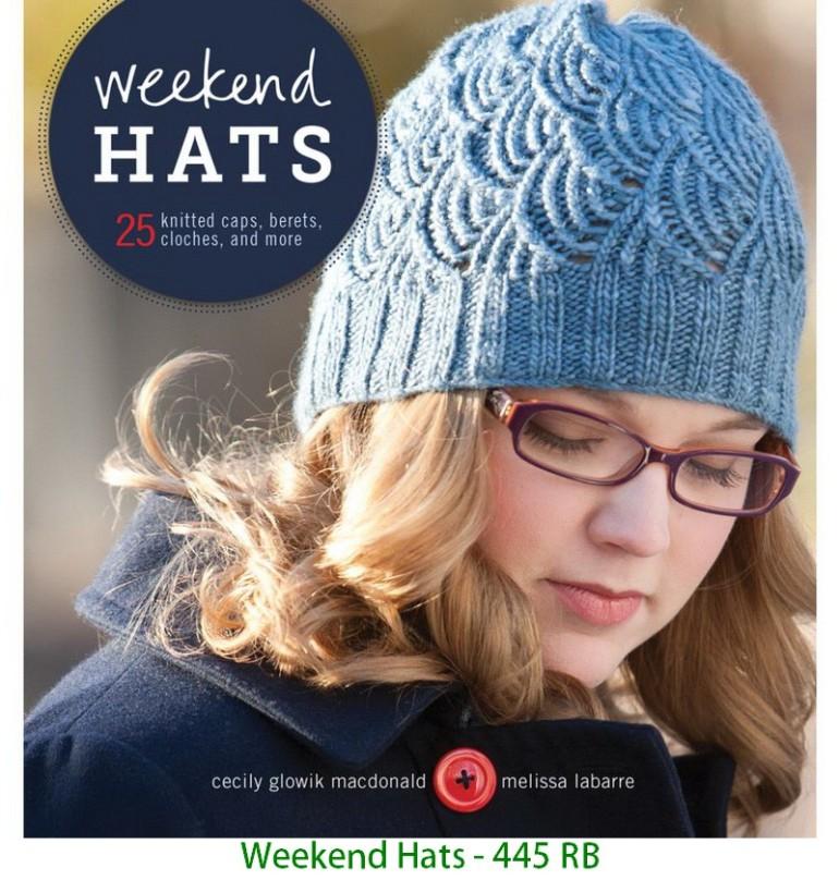 Weekend Hats - 445 RB