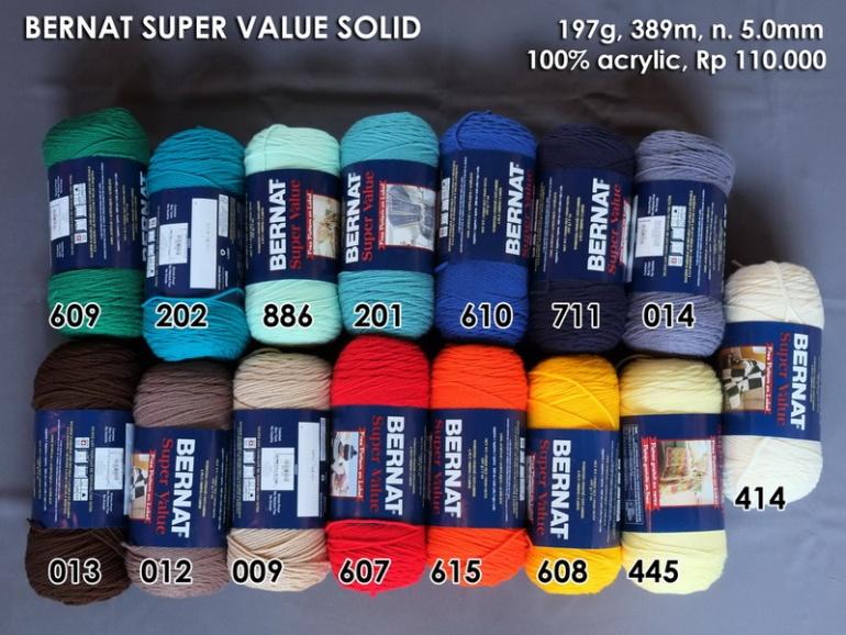 Bernat Super Value Solid