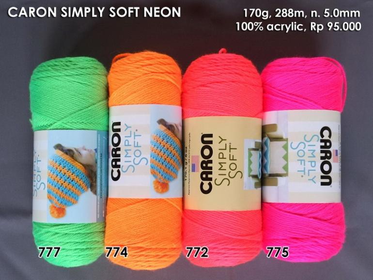 Caron Simply Soft Neon