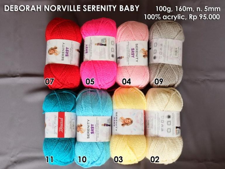 Deborah Norville Serenity Baby