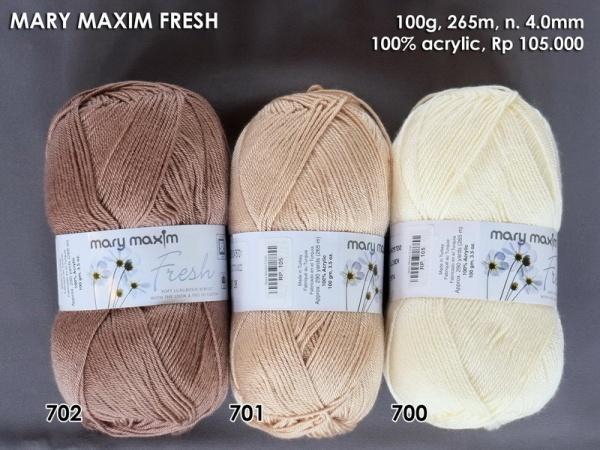 Mary Maxim Fresh