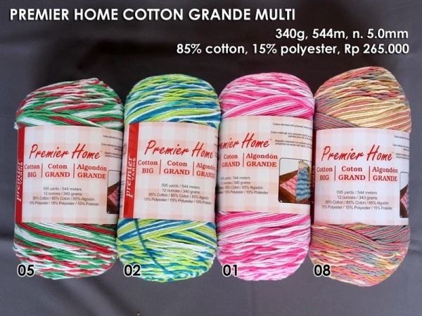 Premier Home Cotton Grande