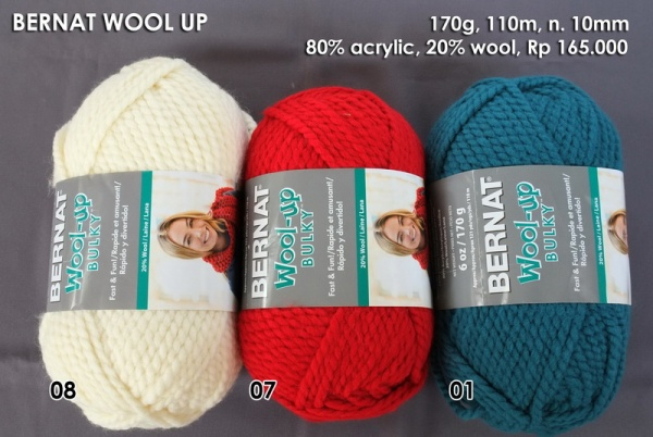 Bernat Wool Up Bulky