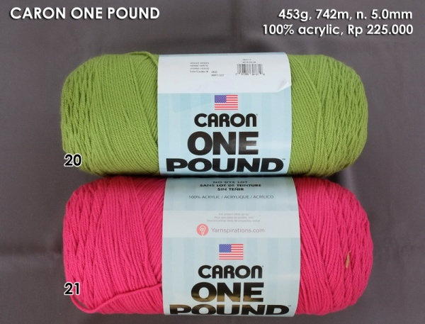 Caron One Pound