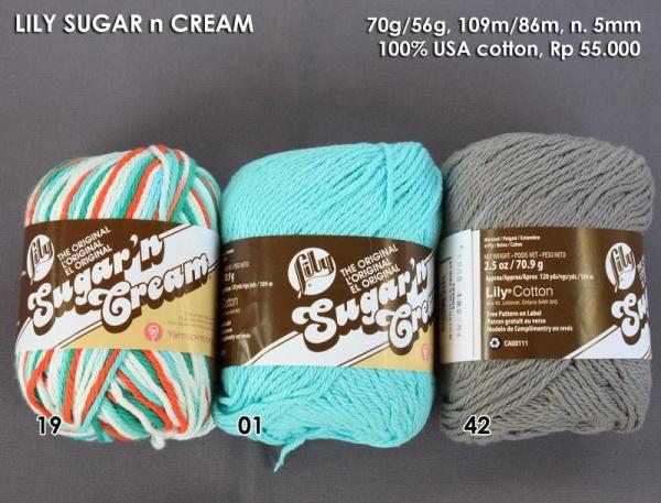 Lily Sugar n Cream