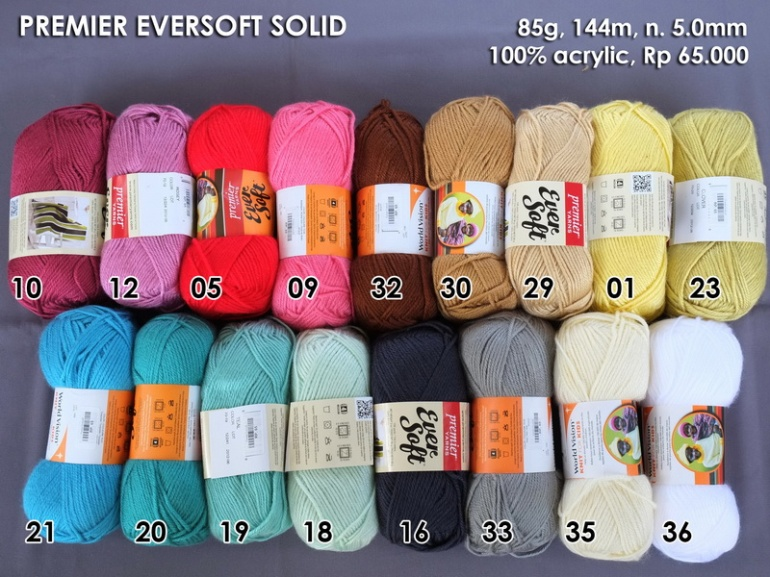 Premier Eversoft Solid