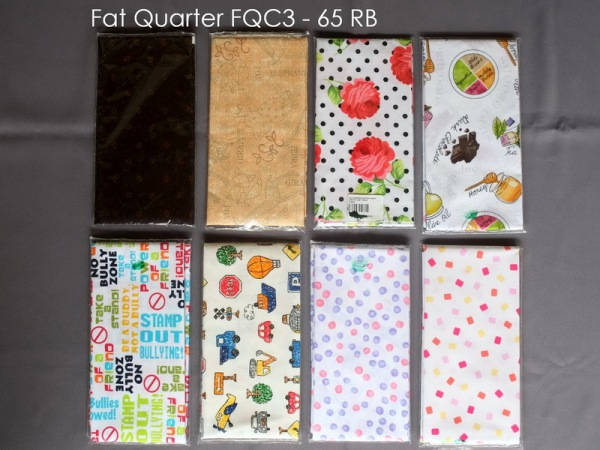 Fat Quarter FQC3 - 65 RB
