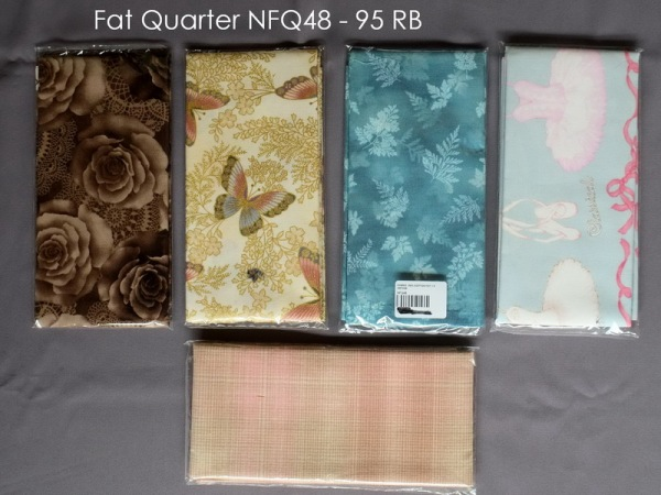 Fat Quarter NFQ48 - 95 RB