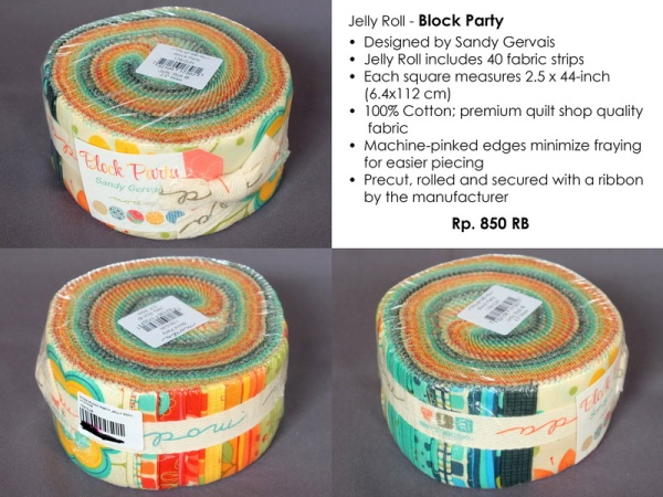 Jelly Block Party 1