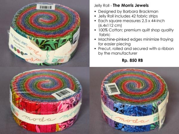 Jelly Morris Jewels 1