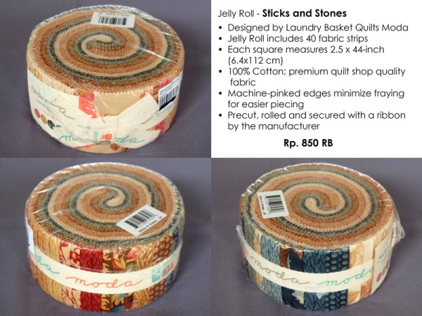Jelly Sticks n Stones 1