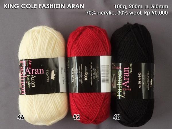 King Cole Fashion Aran