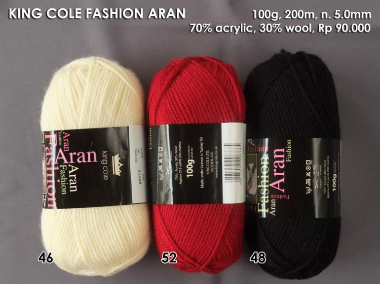 King Cole Fashion Aran