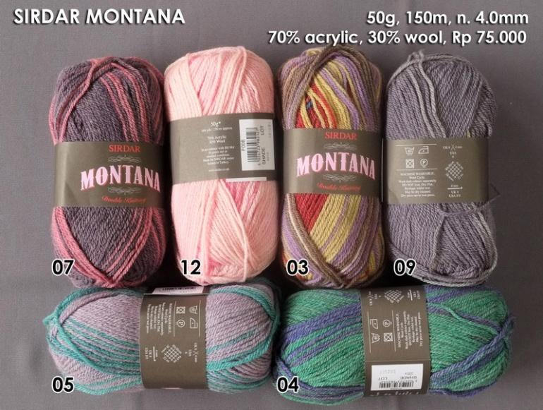 Sirdar Montana