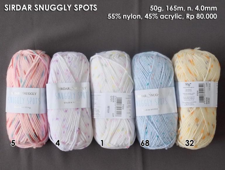 Sirdar Snuggly Spots