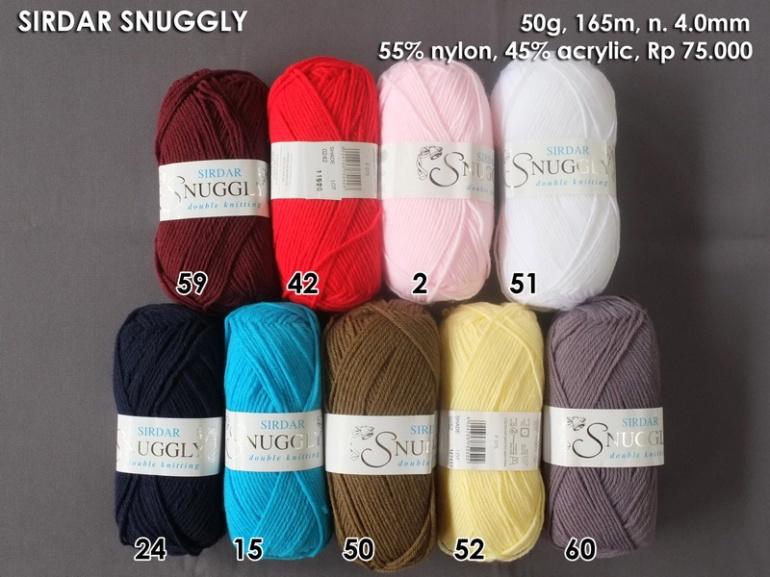 Sirdar Snuggly