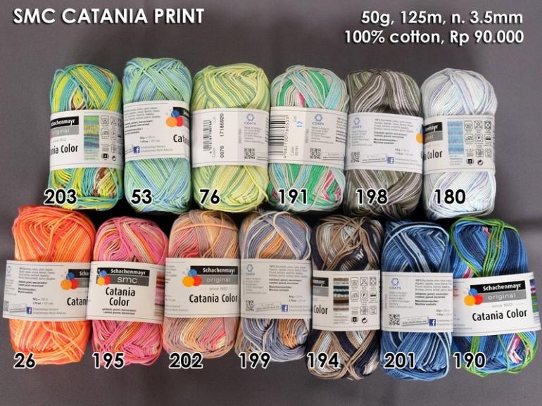 SMC Catania Print - 90 RB
