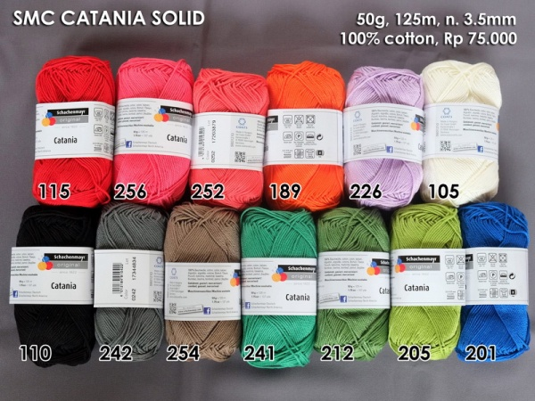 SMC Catania Solid - 75 RB
