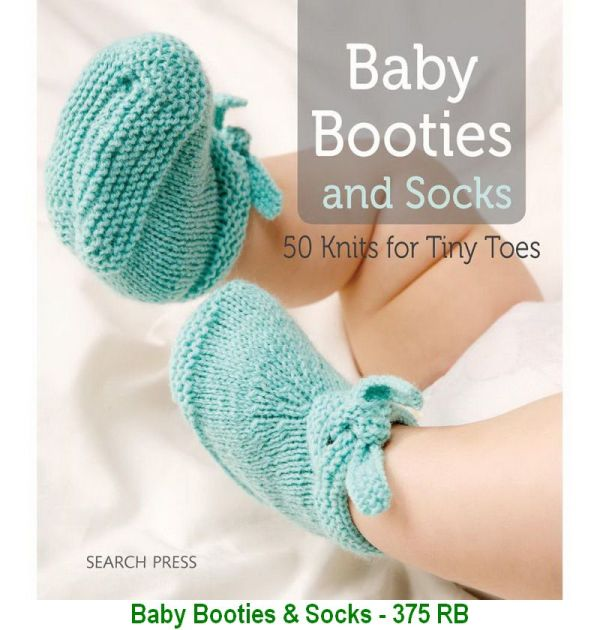 Baby Booties & Socks - 375 RB