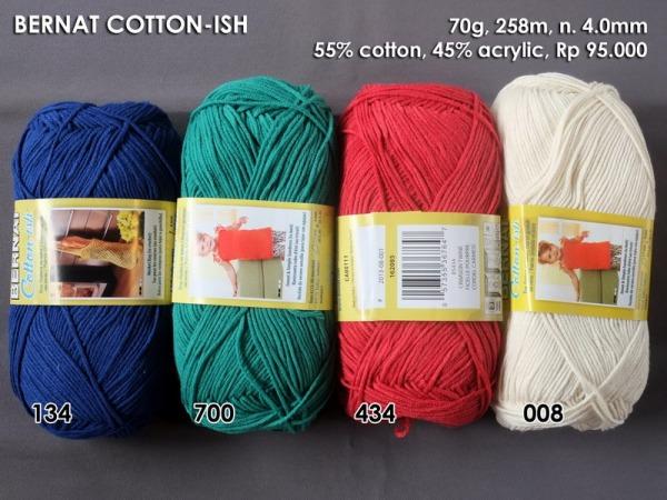 Bernat Cotton-ish