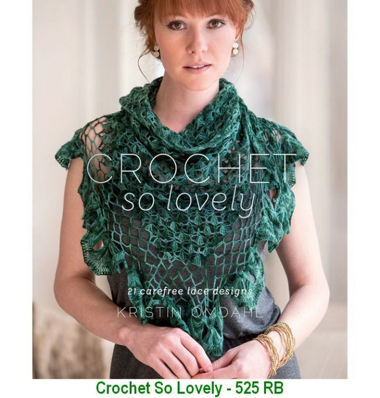 Crochet So Lovely - 525 RB