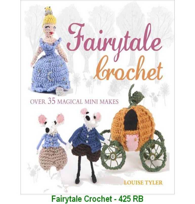 Fairytale Crochet - 425 RB