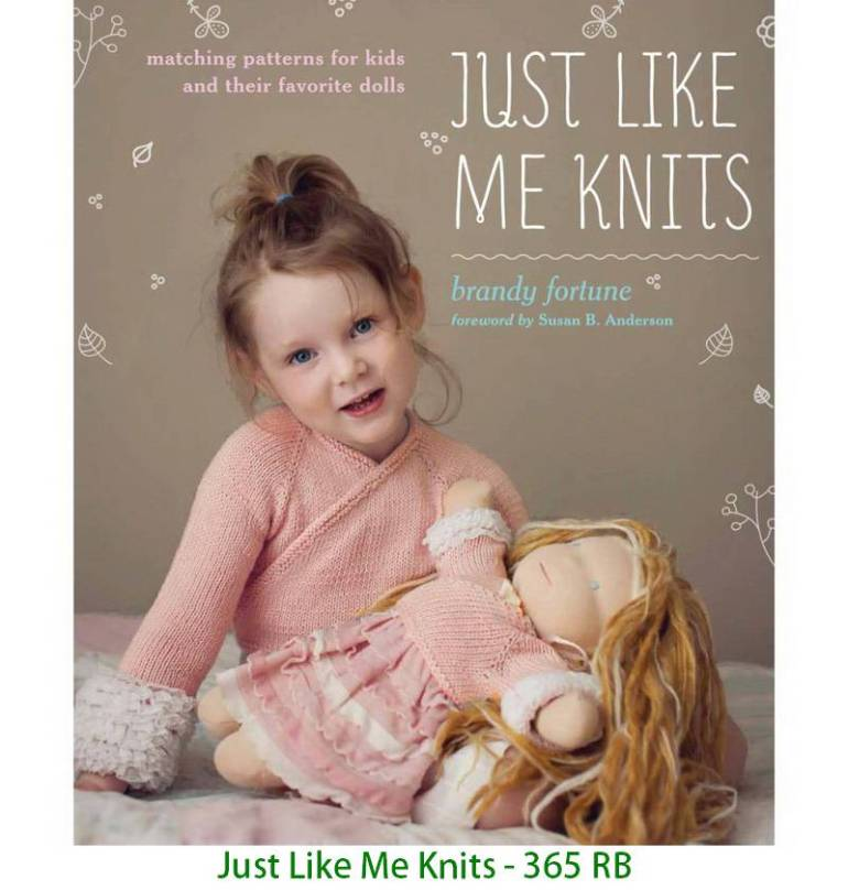 Just Like Me Knits - 365 RB