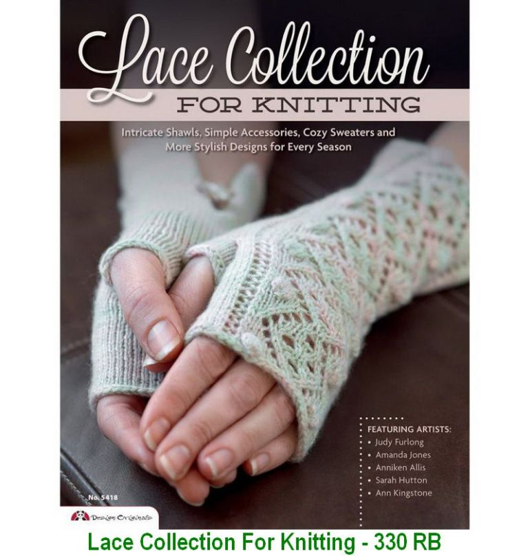 Lace Collection For Knitting - 330 RB