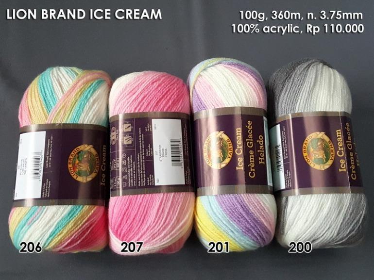 Lion Brand Ice Cream