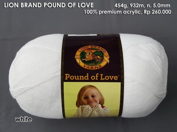 Lion Brand Pound of Love
