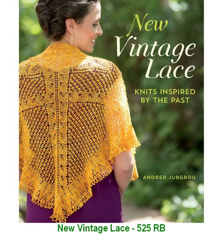 New Vintage Lace - 525 RB