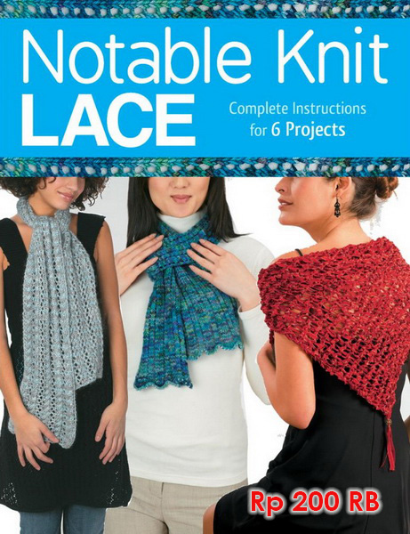 Notable Knit Lace - 200 RB