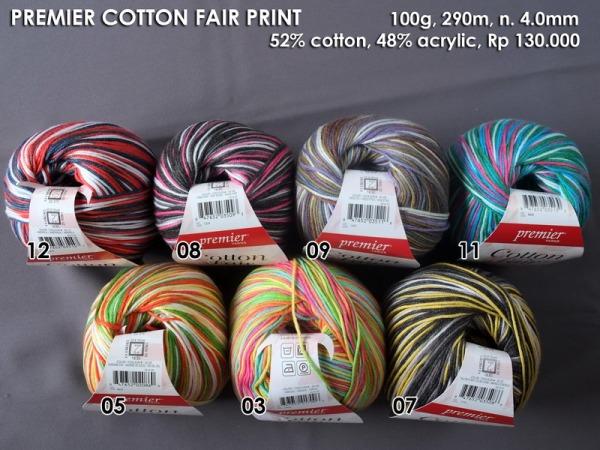 Premier Cotton Fair Print