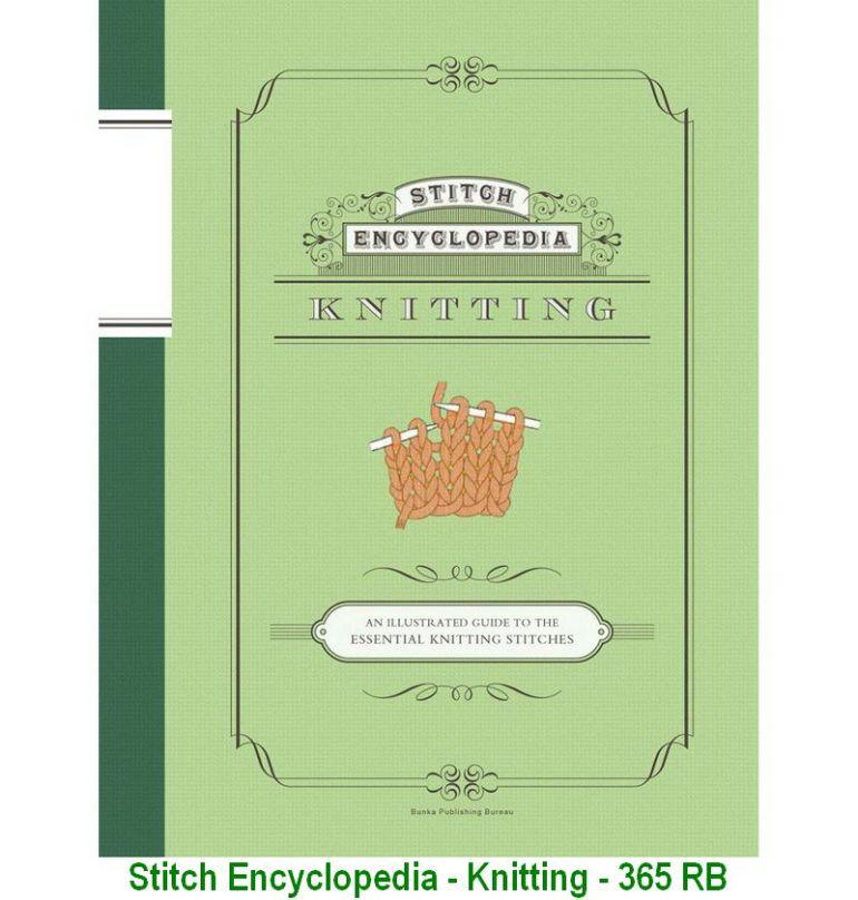 Stitch Encyclopedia - Knitting - 365 RB
