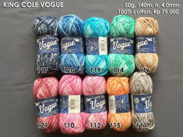 King Cole Vogue DK