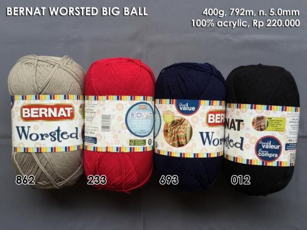 Bernat Worsted Big Ball
