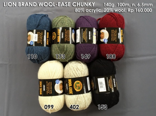 Lion Brand Wool-Ease Chunky