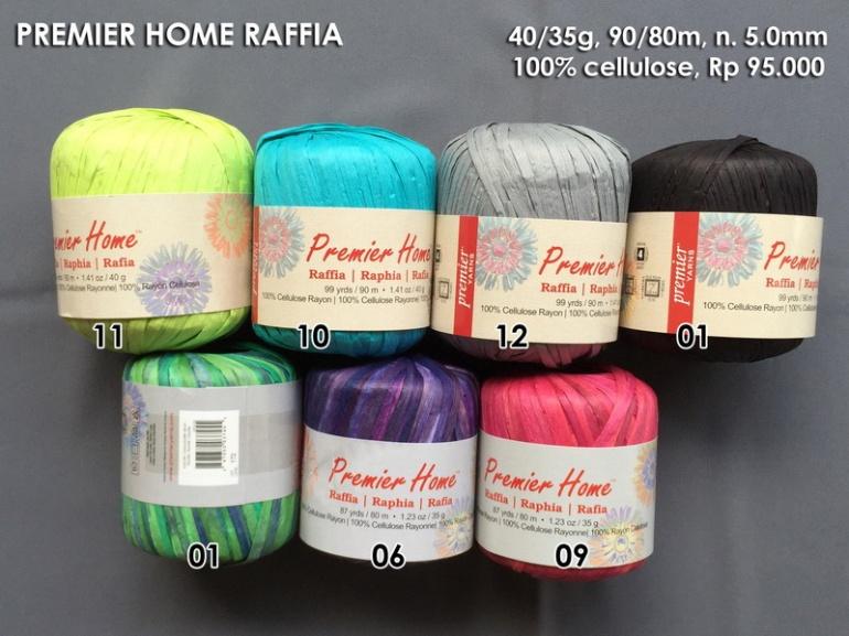 Premier Home Raffia