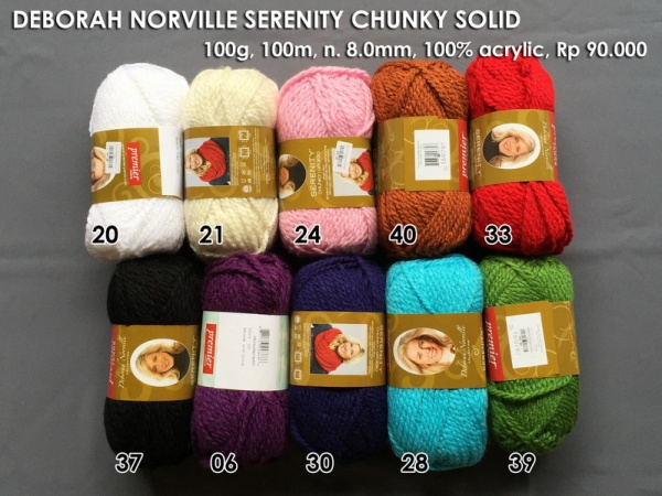deborah-norville-serenity-chunky-solid