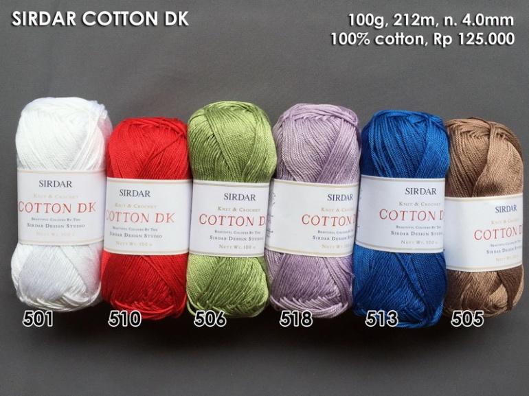 sirdar-cotton-dk