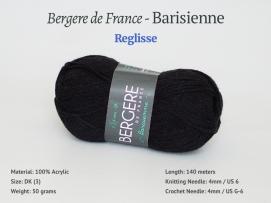 Barisienne_Reglisse